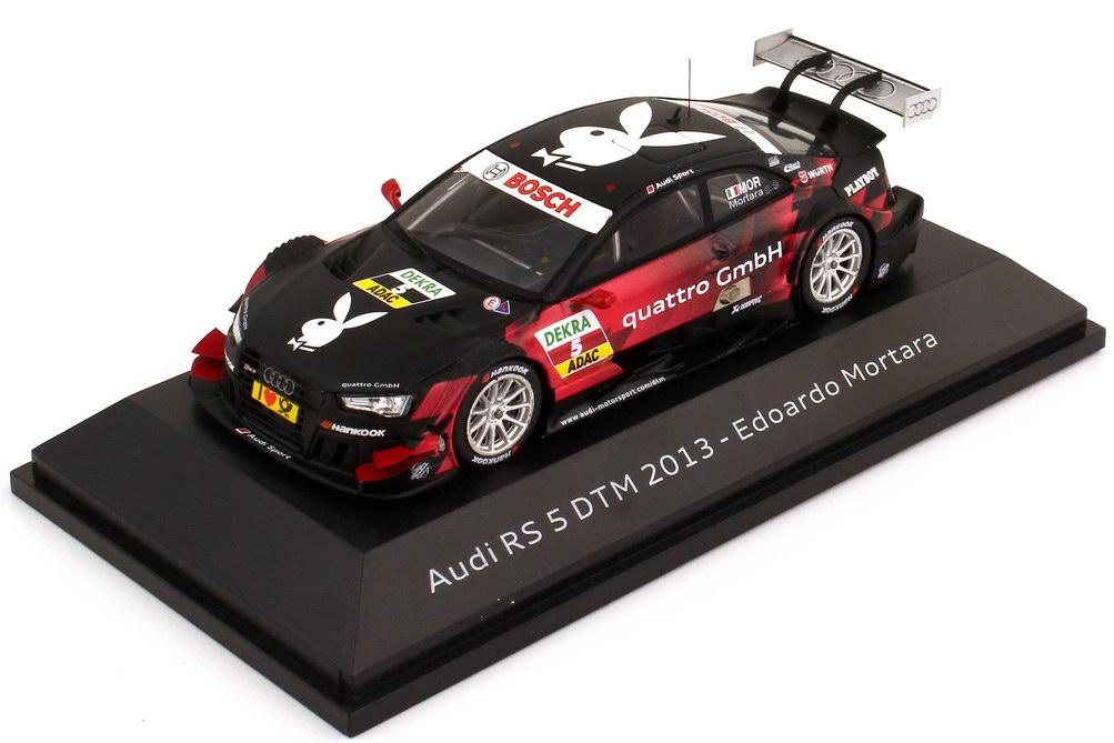 "1:43 Audi RS 5 DTM 2013 ""Playboy"" Nr.5, Edoardo Mortara (Audi)"