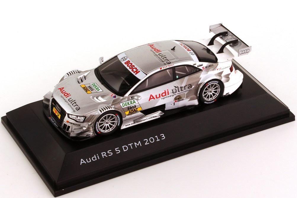 "1:43 Audi RS 5 DTM 2013 ""Audi ultra"" Präsentation (Audi)"