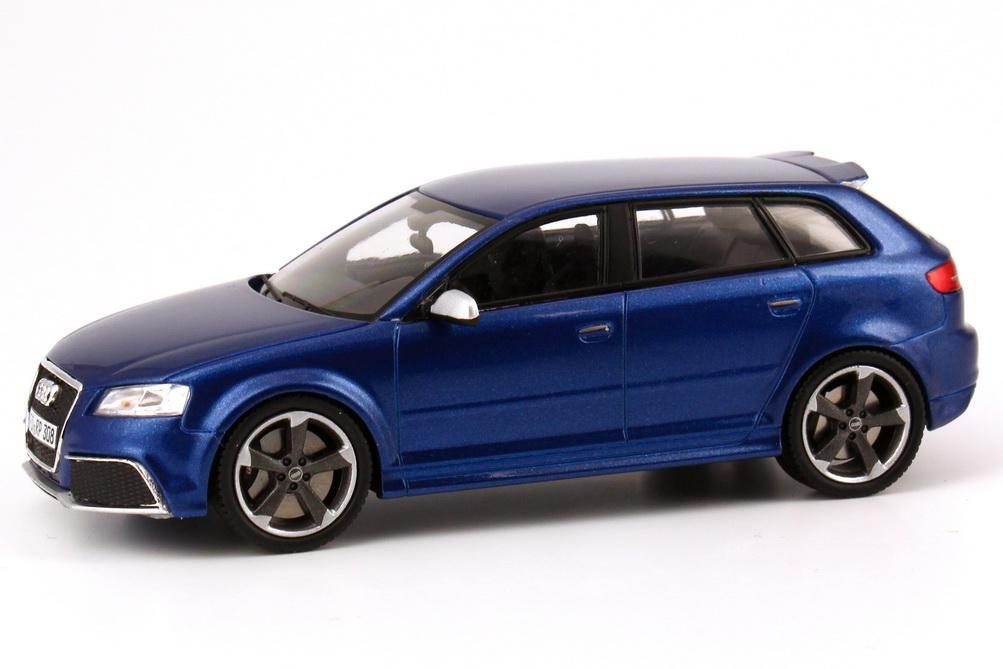 Audi Rs 3 Sportback Sepang Blau Met Schuco Pro