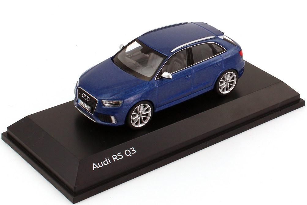 1:43 Audi RS Q3 (Typ 8U) sepang-blau-met. (Audi)
