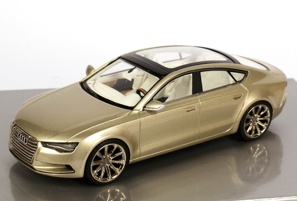 Audi Sportback Concept Detroit 2009 Werbemodell Looksmart