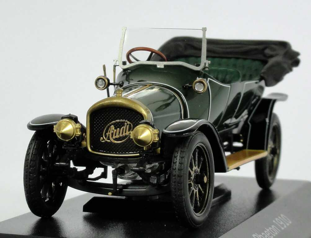 Audi Typ A Phaeton 1910 Gr 252 N Werbemodell Minichamps