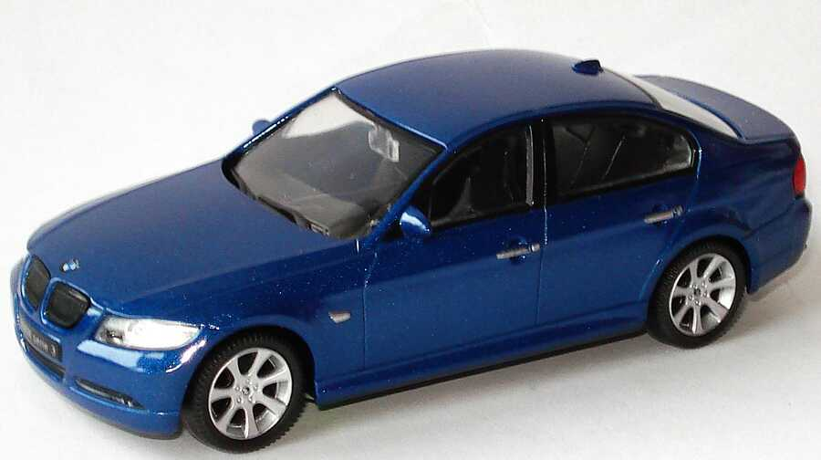 1 43 bmw 3er e90 blau met mondo motors 53 124 for M i motors