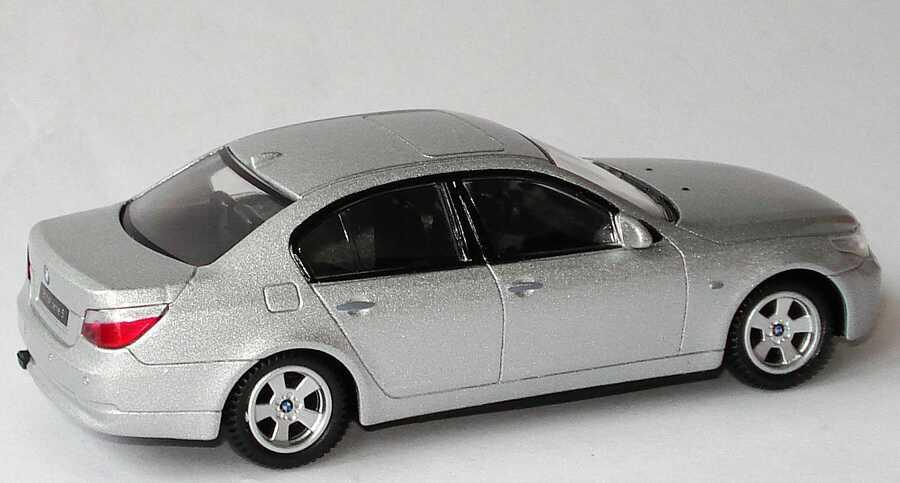 Bmw 5er e60 silber met mondo motors 53 124 bild 2 for M i motors