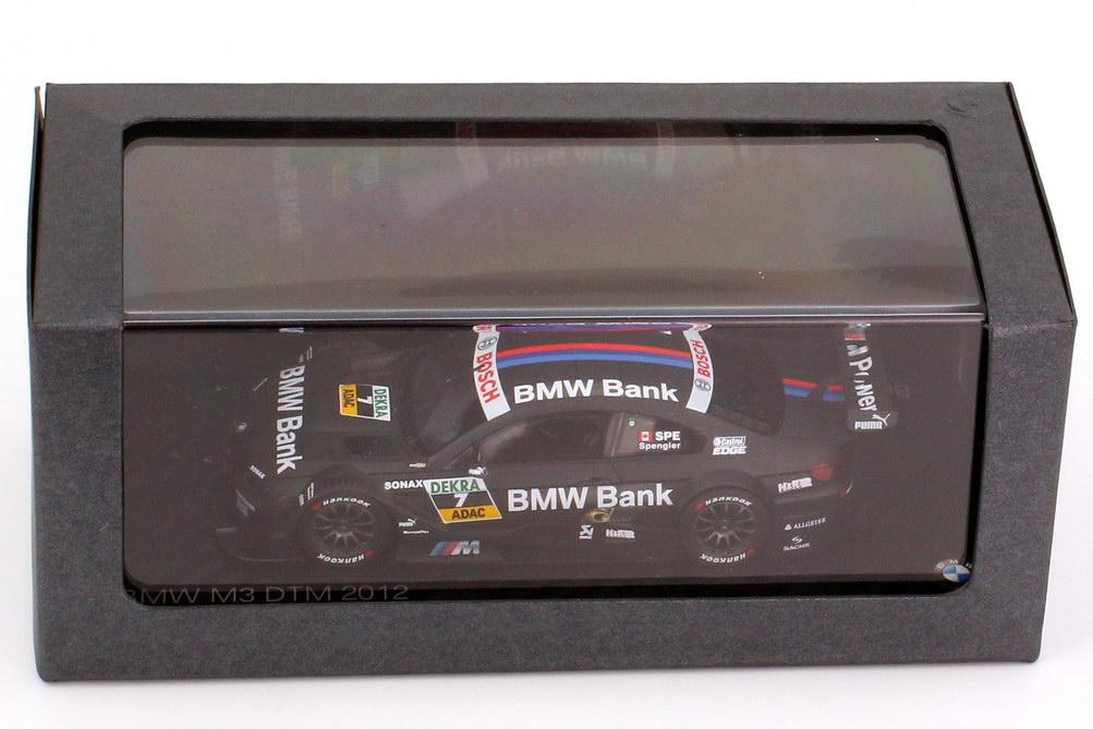 bmw m3 coup e92 dtm 2012 schnitzer bmw bank nr 7. Black Bedroom Furniture Sets. Home Design Ideas