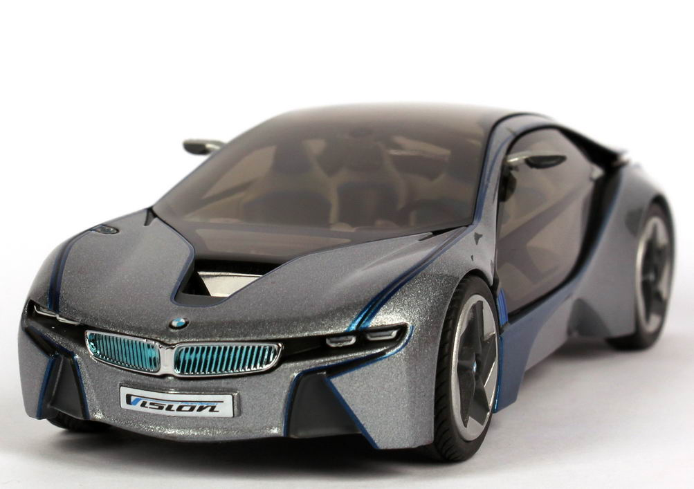 1 43 Bmw Vision Efficientdynamics Moviecar Mi4 Mission Impossible Ghost Protocol Ebay