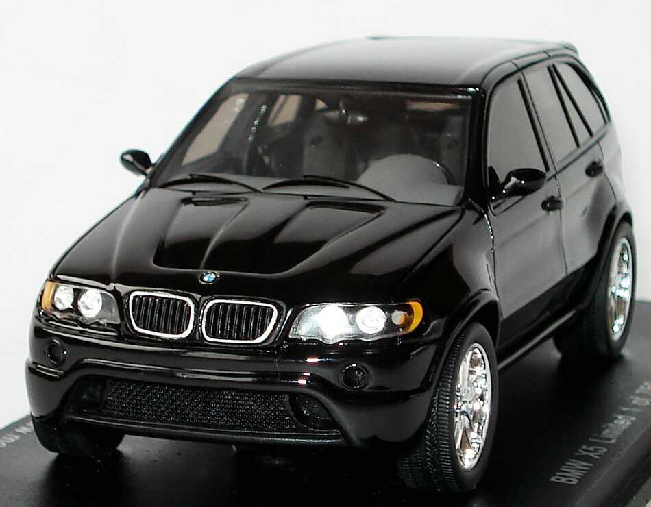 bmw x5 le mans e53 schwarz sondermodell spark in der. Black Bedroom Furniture Sets. Home Design Ideas