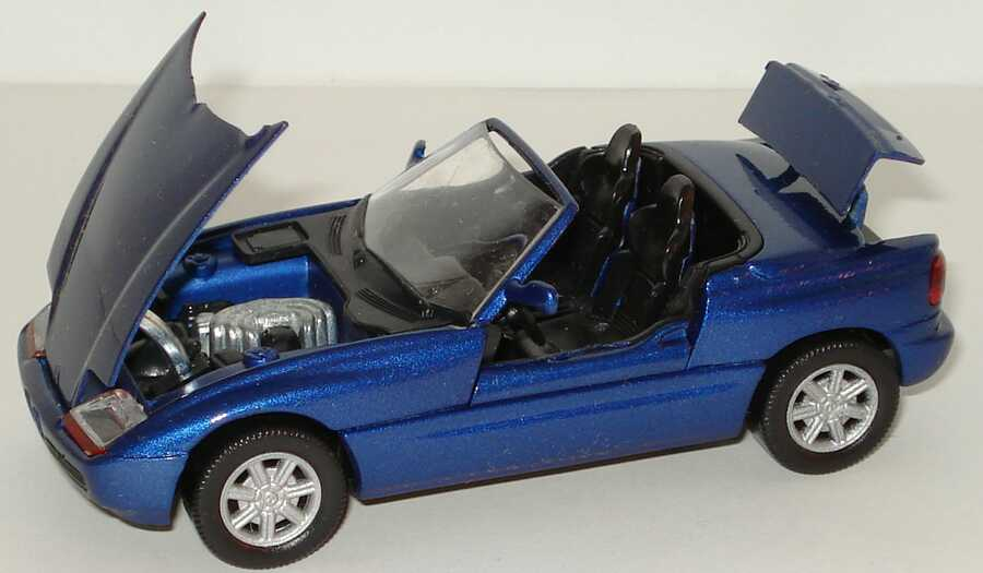 bmw z1 blau met schabak 1160 bild 2. Black Bedroom Furniture Sets. Home Design Ideas
