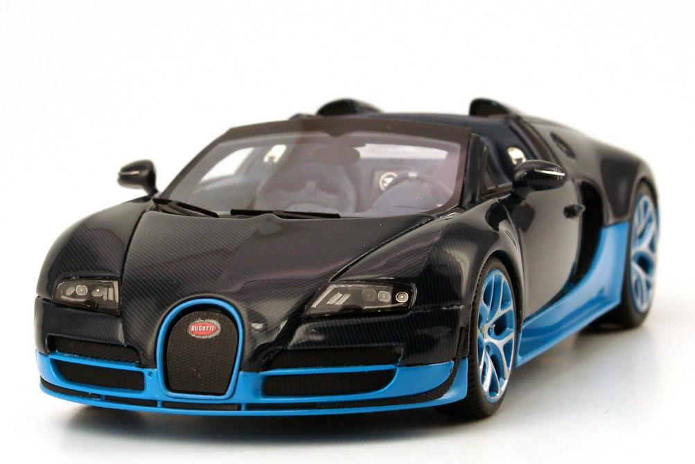bugatti veyron 16 4 ab 2005 bis 2012 modellautos bei. Black Bedroom Furniture Sets. Home Design Ideas