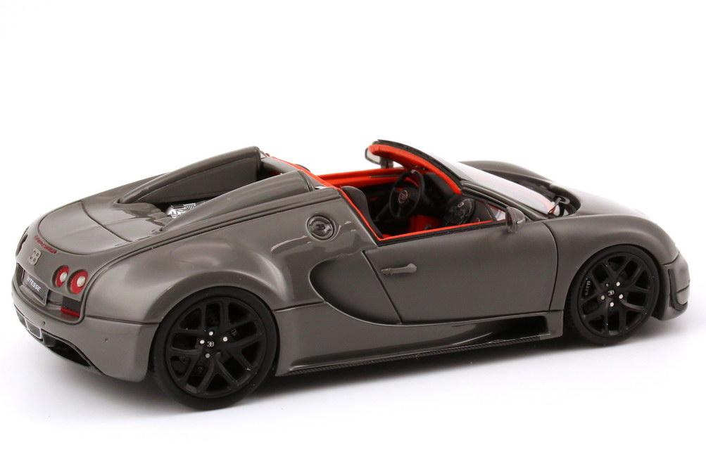 bugatti veyron 16 4 grand sport vitesse jet grau jet grau matt looksmart ls396a bild 7. Black Bedroom Furniture Sets. Home Design Ideas