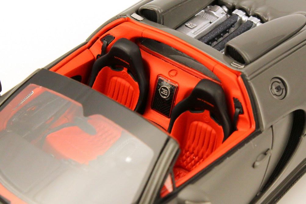 bugatti veyron 16 4 grand sport vitesse jet grau jet grau matt looksmart ls396a bild 12. Black Bedroom Furniture Sets. Home Design Ideas