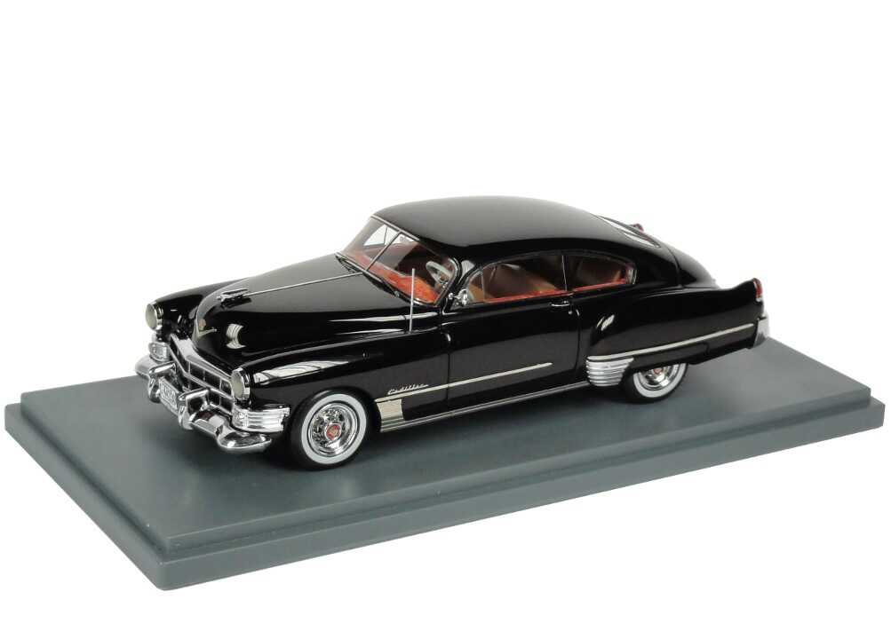 1 43 cadillac series 62 coup 1949 schwarz neo scale models 44230. Black Bedroom Furniture Sets. Home Design Ideas