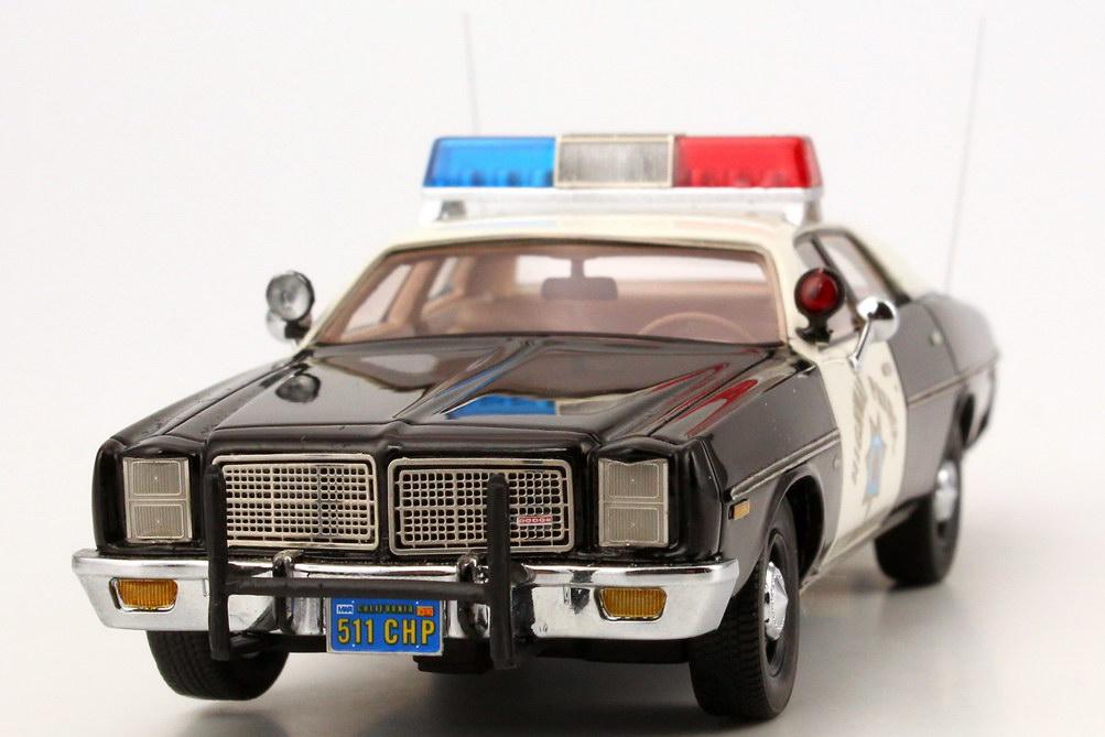 dodge monaco 1978 california highway patrol neo scale