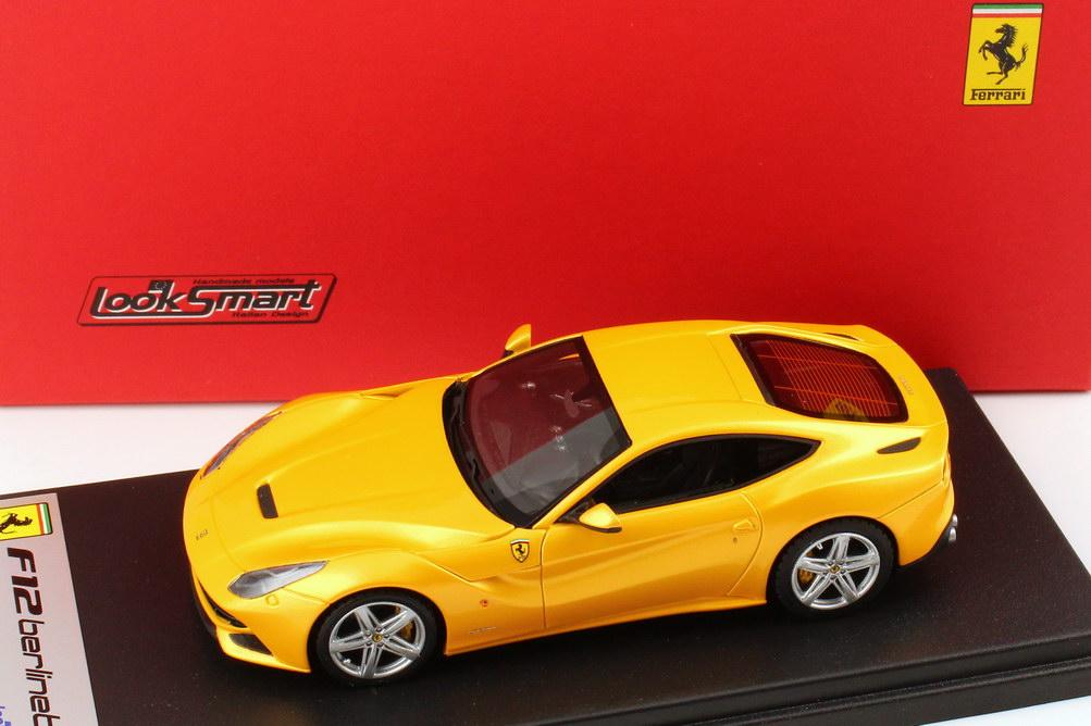 1:43 Ferrari F12berlinetta giallo-tristrato-met.