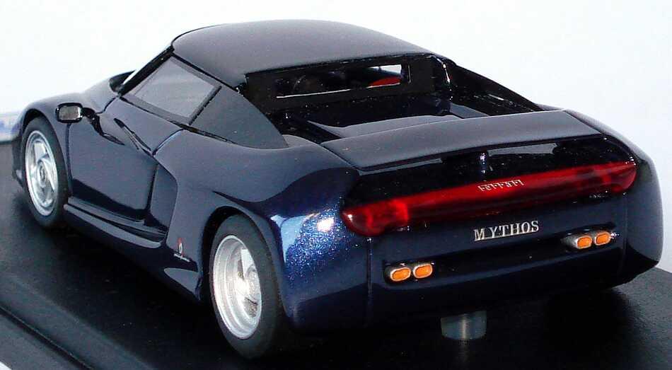 Ferrari Mythos Coup 233 Blau Met 1 Of 200 Looksmart Ls348b