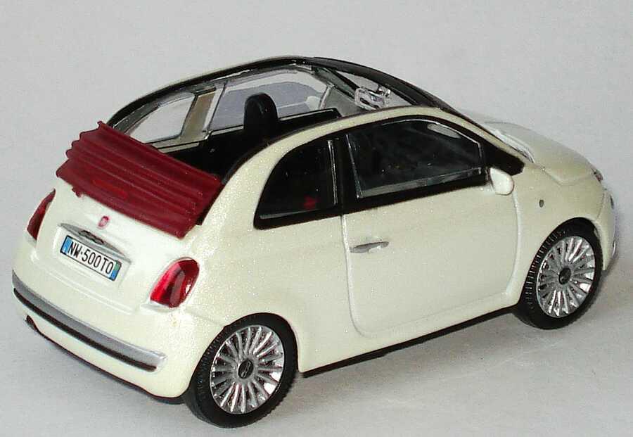 fiat 500c cabrio 2009 wei met mondo motors 53 126 in. Black Bedroom Furniture Sets. Home Design Ideas