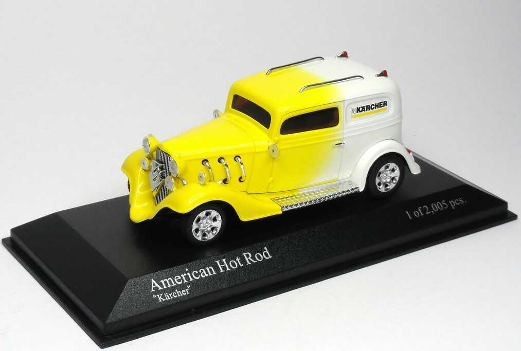 """1:43 Ford Model B Hot Rod """"Kärcher"""""""