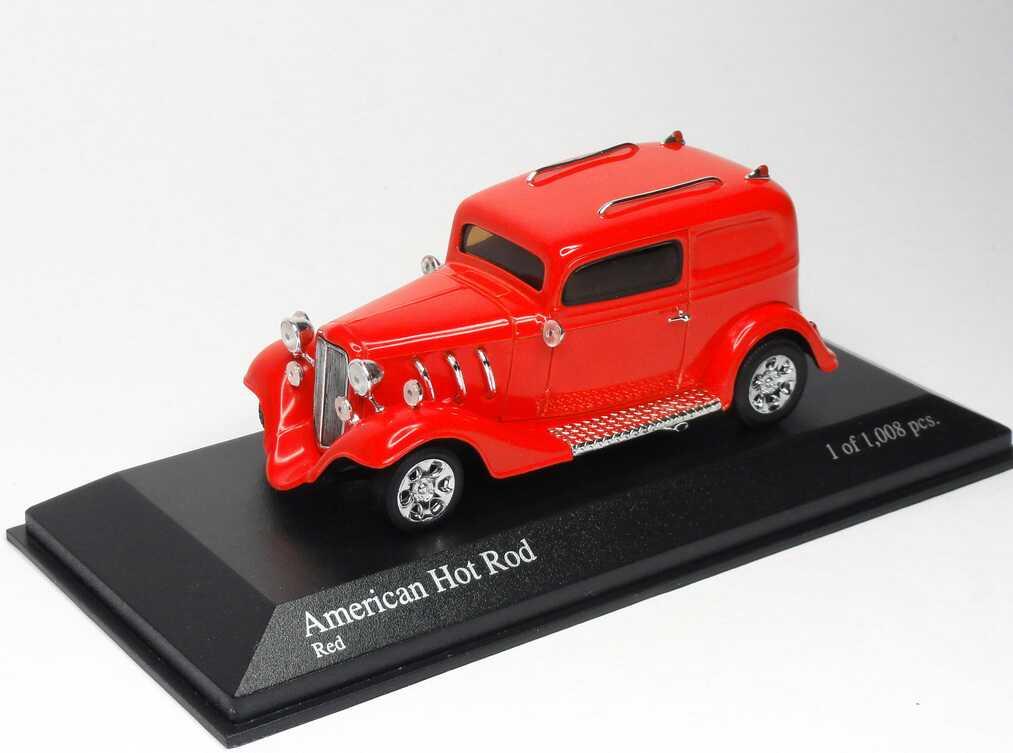 1:43 Ford Model B Hot Rod rot