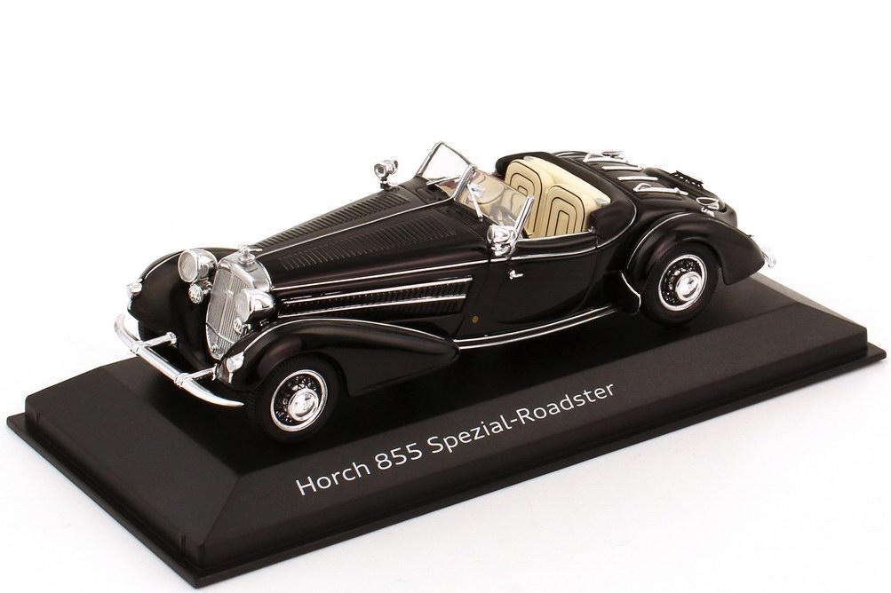 1:43 Horch 855 Spezial Roadster schwarz 1939 (Audi)