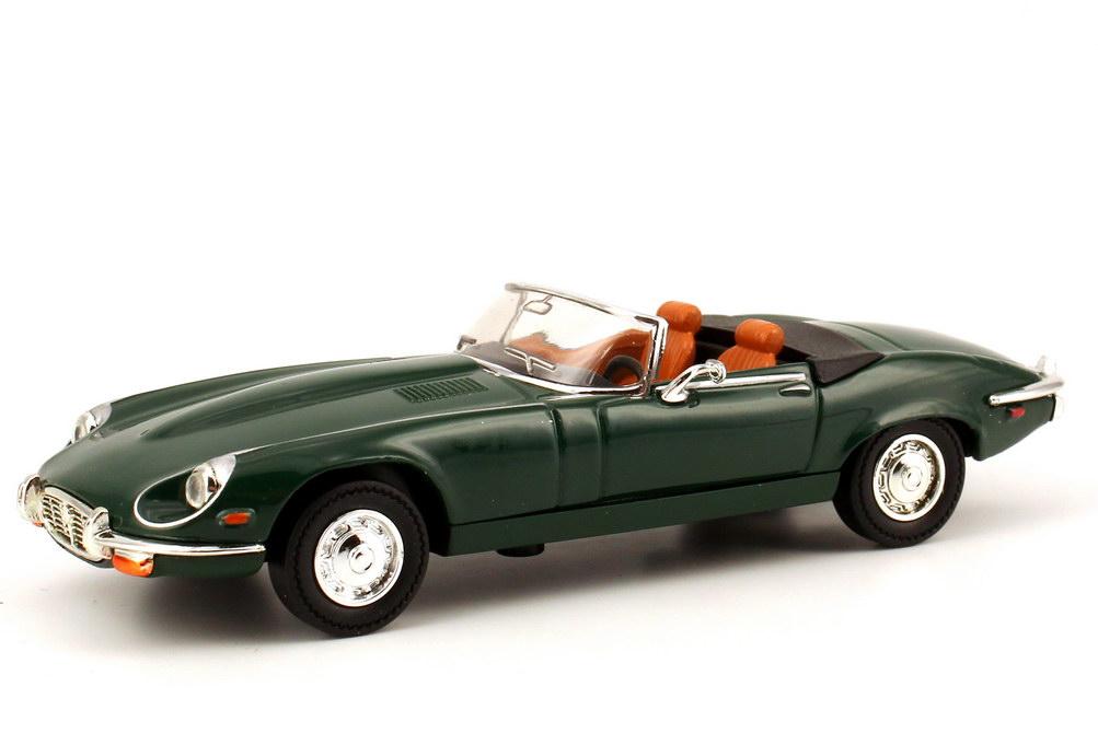 jaguar e type roadster 1971 british racing green yat ming 94243 c bild 4. Black Bedroom Furniture Sets. Home Design Ideas