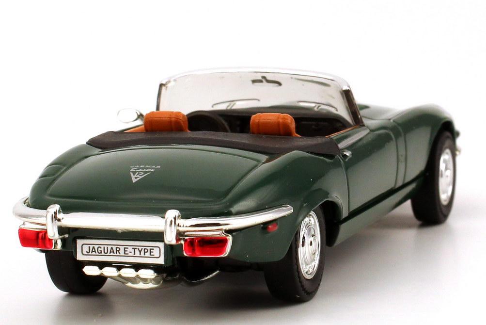 jaguar e type roadster 1971 british racing green yat ming 94243 c bild 5. Black Bedroom Furniture Sets. Home Design Ideas