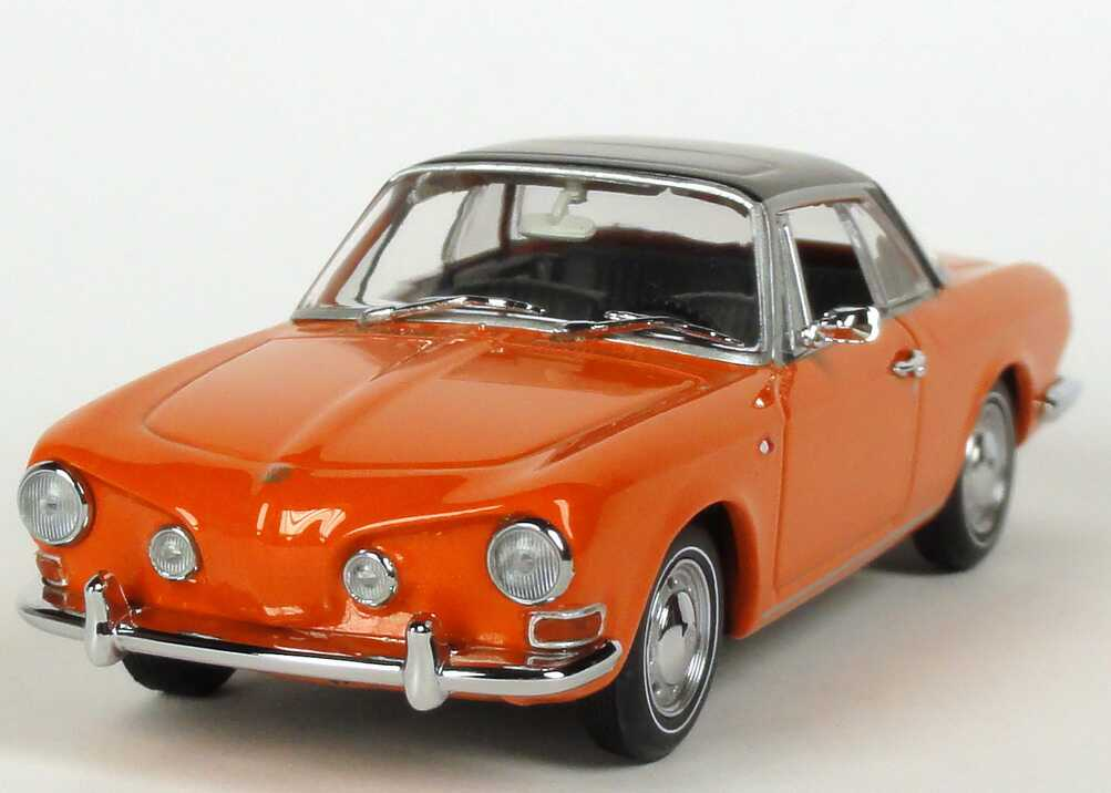 1 43 karmann ghia 1600 coupe nepal orange orange. Black Bedroom Furniture Sets. Home Design Ideas