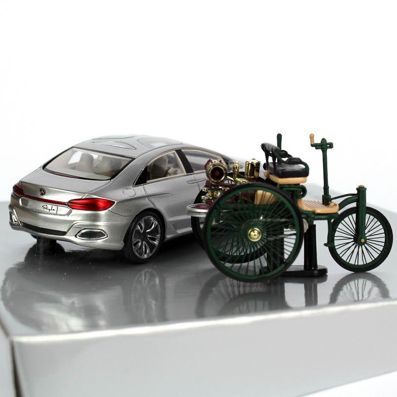 Mercedes Benz 125 Jahre Innovation Benz Patent