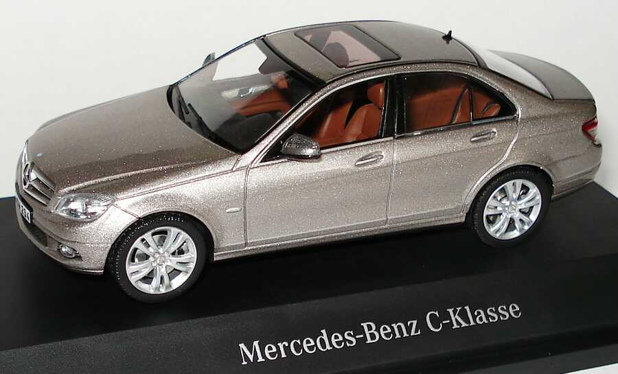1 43 mercedes benz c klasse avantgarde w204. Black Bedroom Furniture Sets. Home Design Ideas