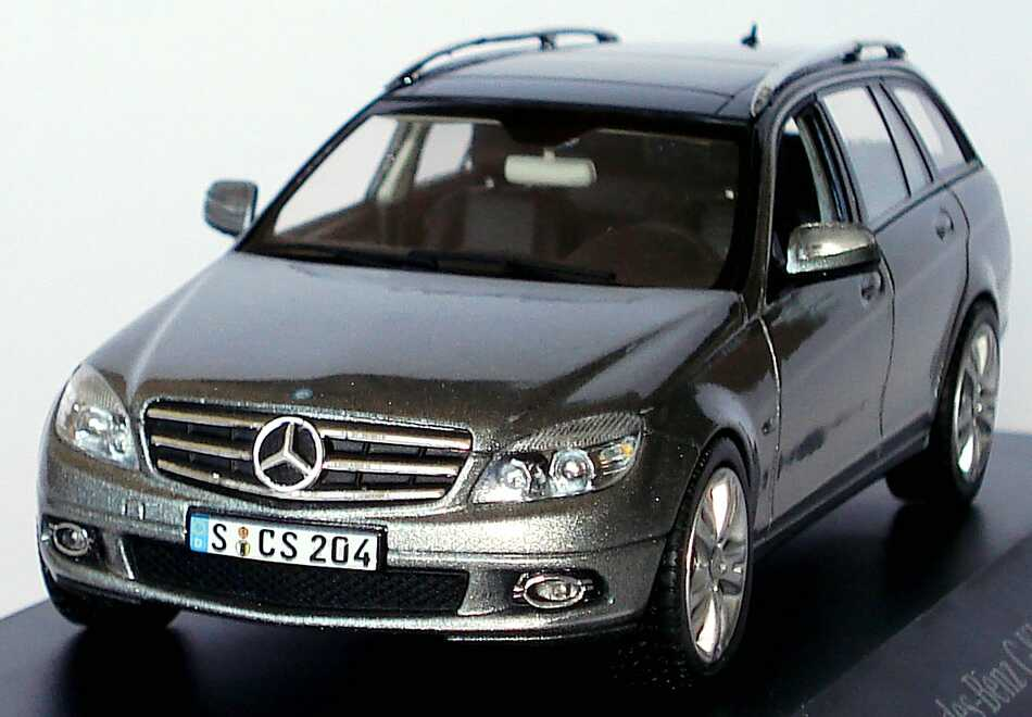 Mercedes benz c klasse t modell avantgarde s204 for Lb mercedes benz