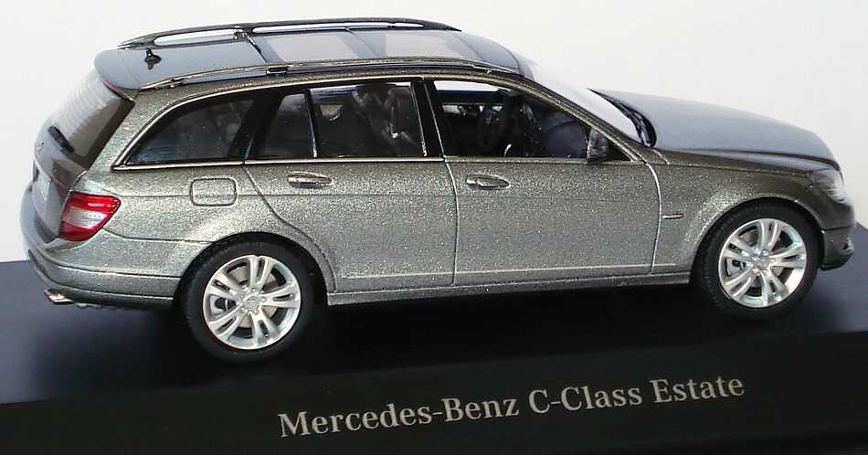 1 43 mercedes benz c class t model avantgarde s204 for Mercedes benz c class t model