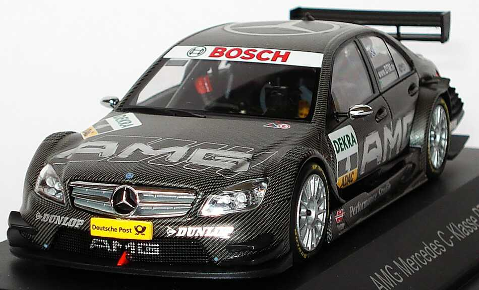 1 43 mercedes benz c class w204 dtm 2008 amg performance for Mercedes benz c class horsepower