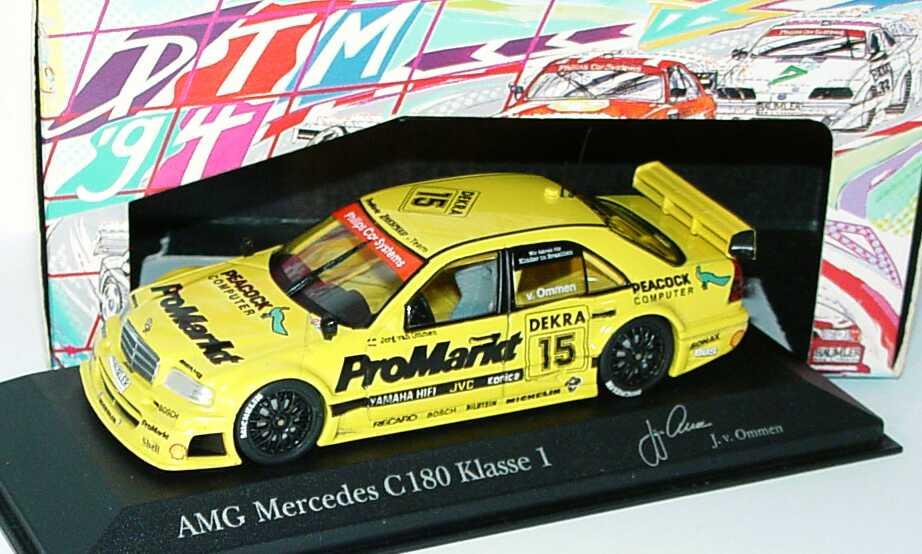 1:43 Mercedes-Benz C-Klasse (W204) C 180 DTM 1994