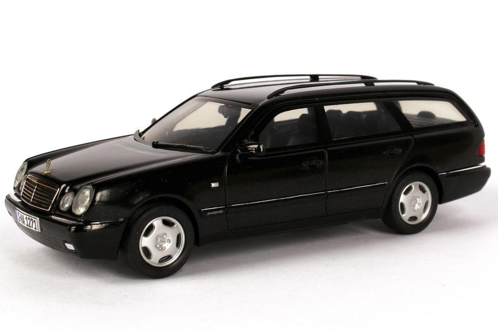 Mercedes benz e 200 t modell s210 schwarz met for Mercedes benz of maryland