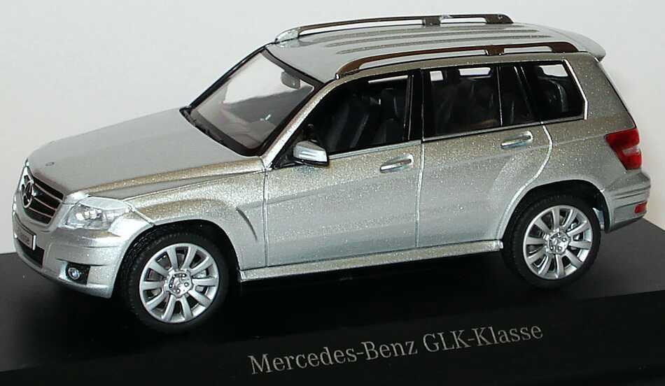 Mercedes benz glk klasse street x204 iridiumsilber met for Lb mercedes benz