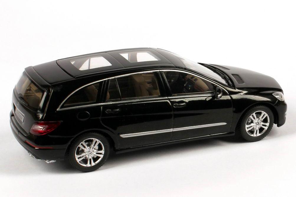 1 43 mercedes benz r klasse lang mopf 2010 w251 obsidian schwarz black dealer. Black Bedroom Furniture Sets. Home Design Ideas