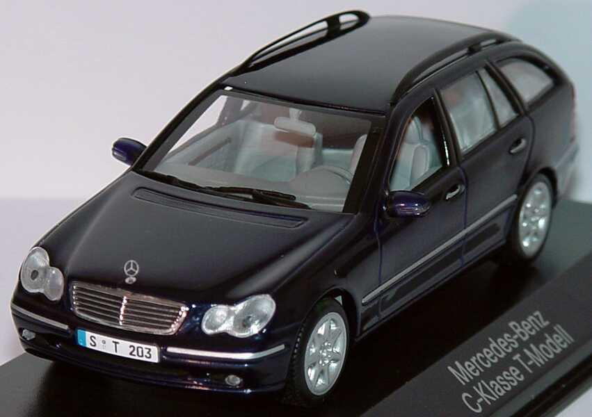 mercedes benz c klasse t modell s203 tansanitblau met. Black Bedroom Furniture Sets. Home Design Ideas
