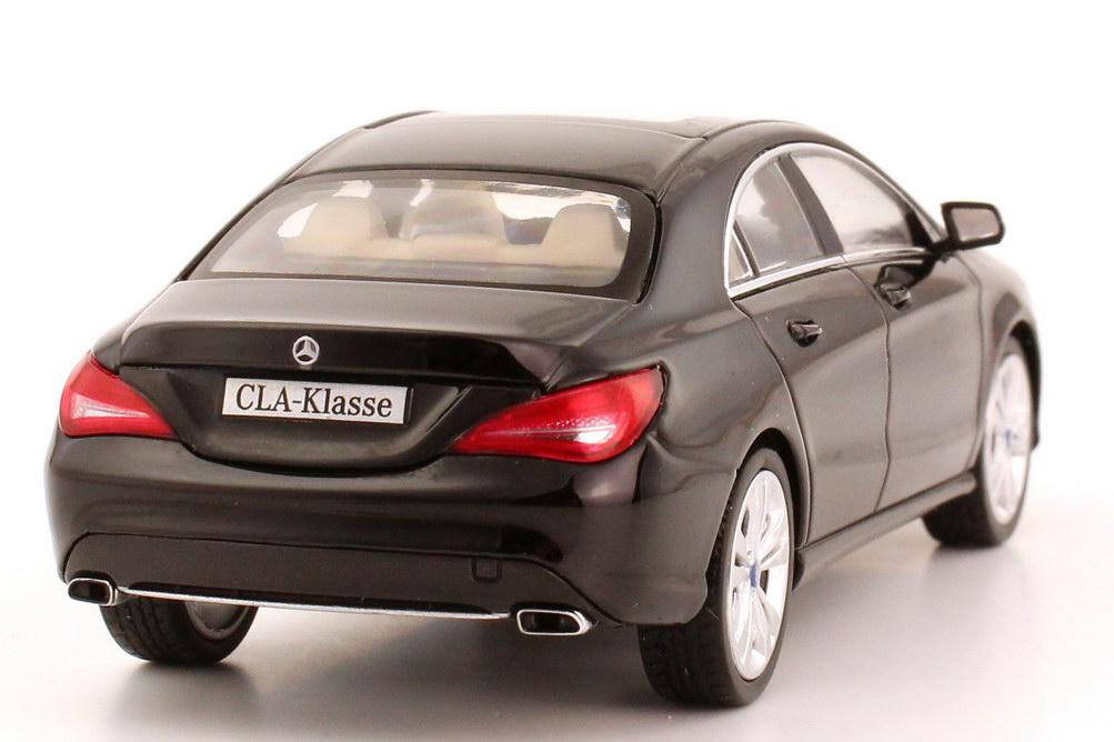 Mercedes cla schwarz