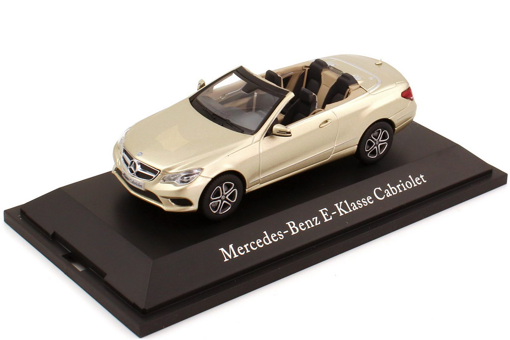 1 43 mercedes benz e klasse cabrio 2013 c207 mopf argonit. Black Bedroom Furniture Sets. Home Design Ideas