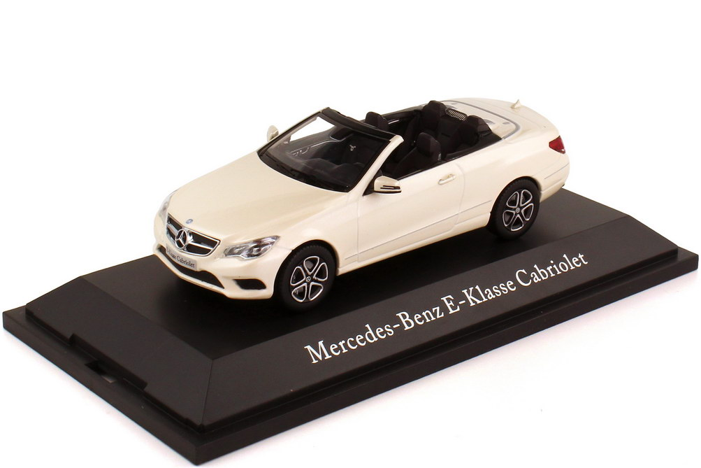 1 43 mercedes benz e klasse cabrio 2013 a207 mopf. Black Bedroom Furniture Sets. Home Design Ideas