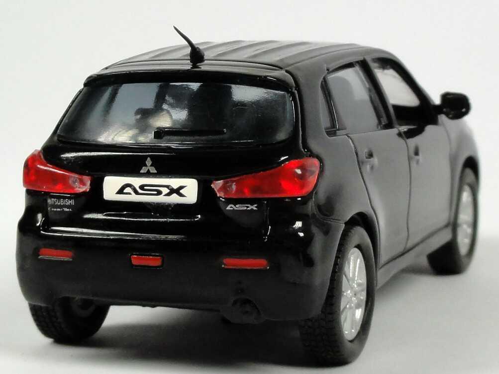mitsubishi asx schwarz werbemodell vitesse mme50219 bild 5. Black Bedroom Furniture Sets. Home Design Ideas