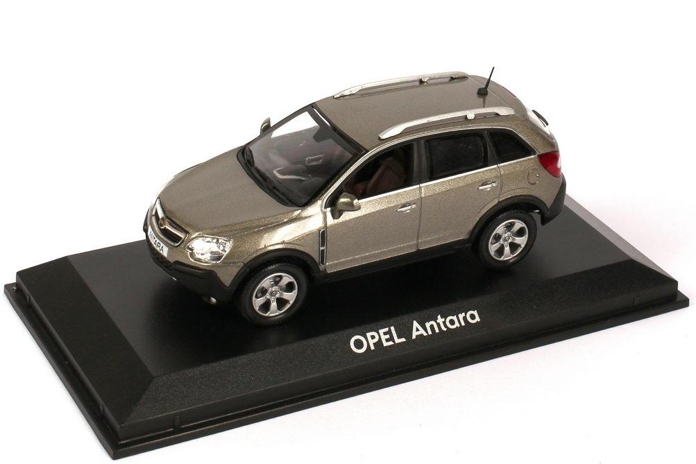 1:43 Opel Antara sanddrift-grau-met. (Opel)