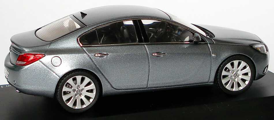 1 43 opel insignia limousine silbersee grau grey schuco 07262 limited ed 1500 ebay. Black Bedroom Furniture Sets. Home Design Ideas