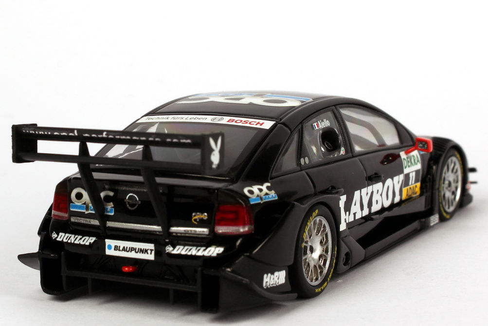 1 43 opel vectra gts v8 dtm 2005 opc playboy nr 11 aiello minichamps 400054611 ebay. Black Bedroom Furniture Sets. Home Design Ideas