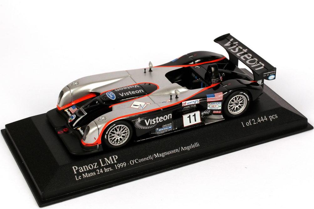 "1:43 Panoz LMP 24h von Le Mans 1999 ""Visteon"" Nr.11, O´Connell / Magnussen / Angelelli"