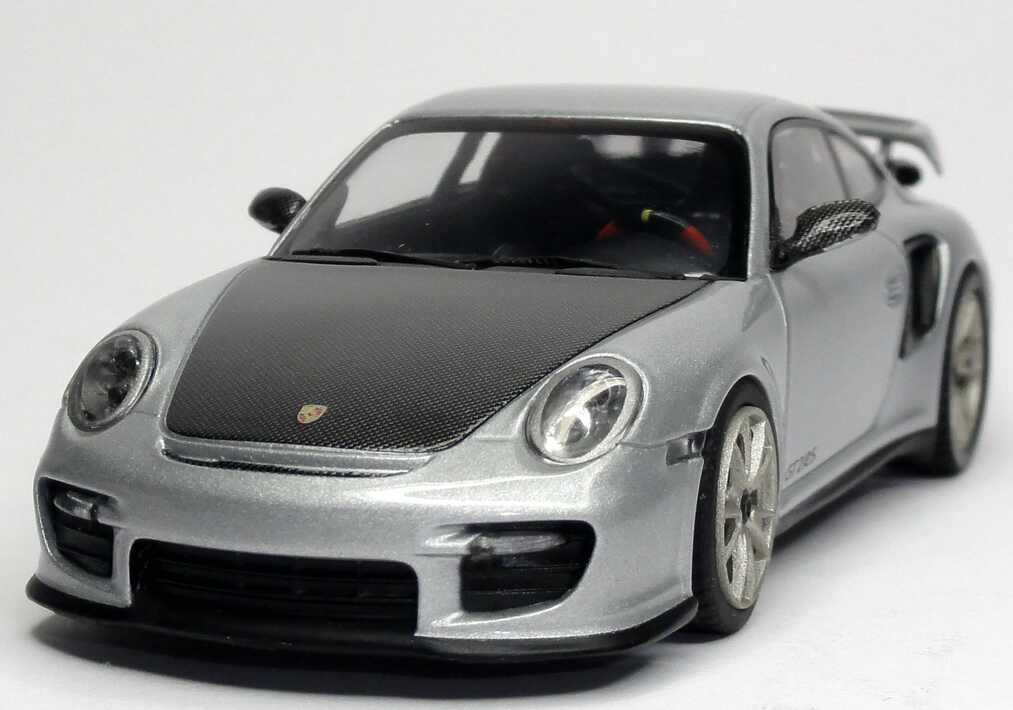porsche 911 gt2 rs 997 modell 2010 silber met werbemodell minichamps wap0200070b bild 3. Black Bedroom Furniture Sets. Home Design Ideas