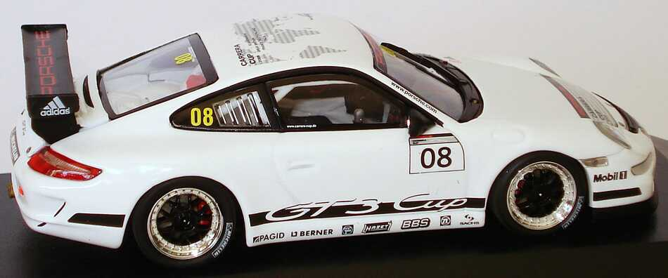 Foto 1:43 Porsche 911 GT3 Cup (997) Präsentationsfahrzeug 2008 Nr.08 Werbemodell Minichamps WAP02002418