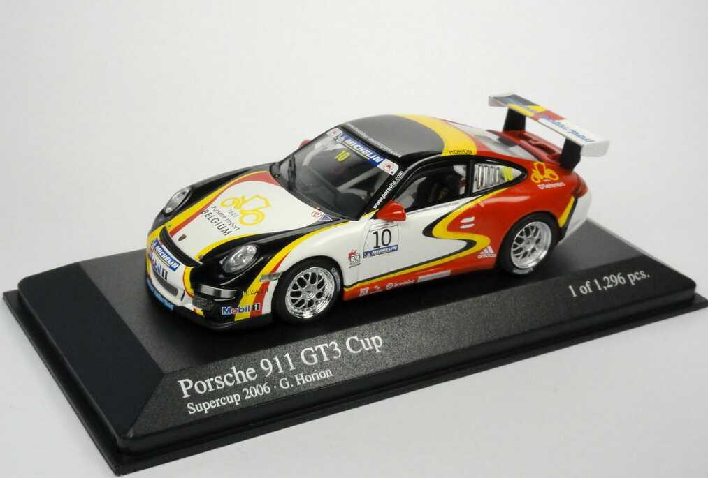 1:43 Porsche 911 GT3 Cup (997) Supercup 2006