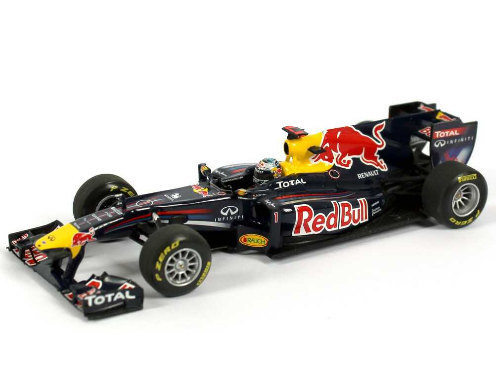 red bull racing renault showcar formel 1 2011 nr 1 sebastian vettel minichamps 410110071 bild 2. Black Bedroom Furniture Sets. Home Design Ideas