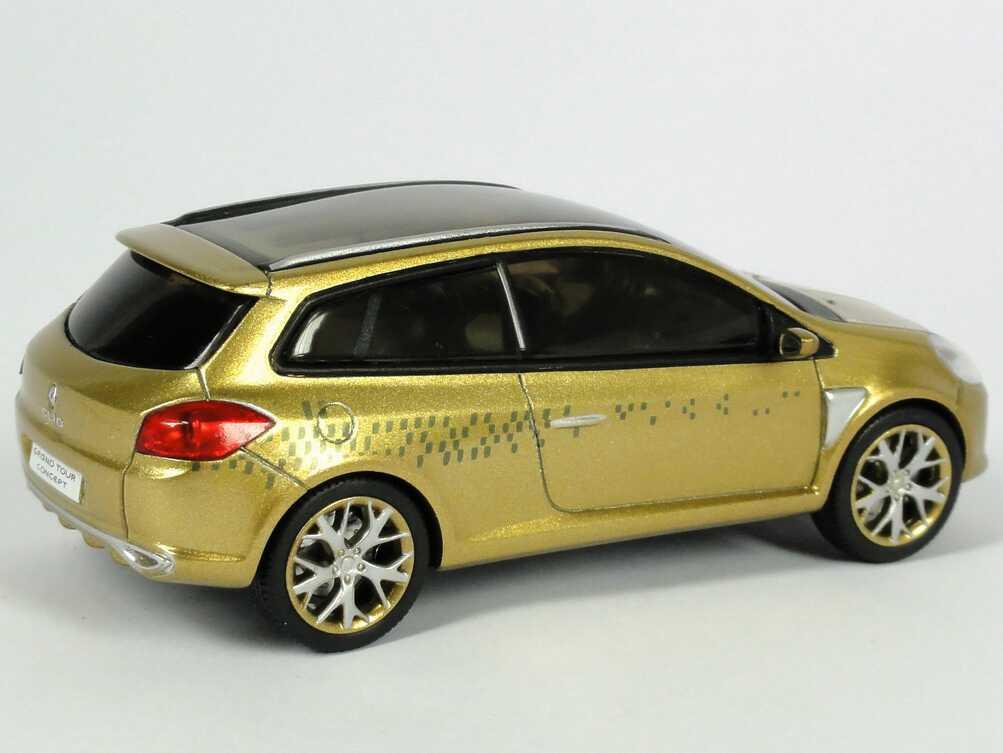 1 43 renault clio grand tour concept autosalon genf 2007 for Dhl salon de provence