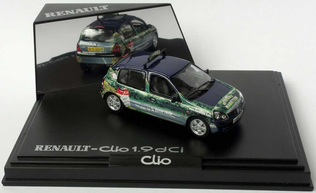 1:43 Renault Clio II Facelift 1.9 dCi